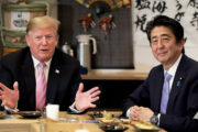 Asia Markets: Asian markets mixed as Trump visits Japan