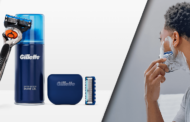 Save up to £10 on Gillette Fusion razors when you sign up to Gillette's subscription service