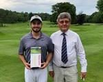 Quite the Open: Shephard cards course-record 64 in Open Qualifier