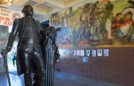 Airbrushing George Washington out: His Mural Must Go!