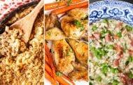 Simply Recipes 2019 Meal Plan: November Week 2
