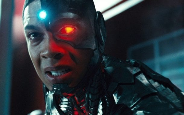 Deleted Justice League Scene Shows Cyborg Defending S.T.A.R. Labs From An Attack