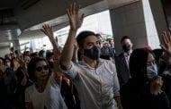 Asia Markets: Asian markets mixed as China-U.S. tensions tick up over Hong Kong bills