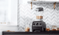 Up that holiday potluck game with a renewed Vitamix blender on sale