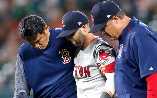 Sources: Pedroia has serious setback in rehab