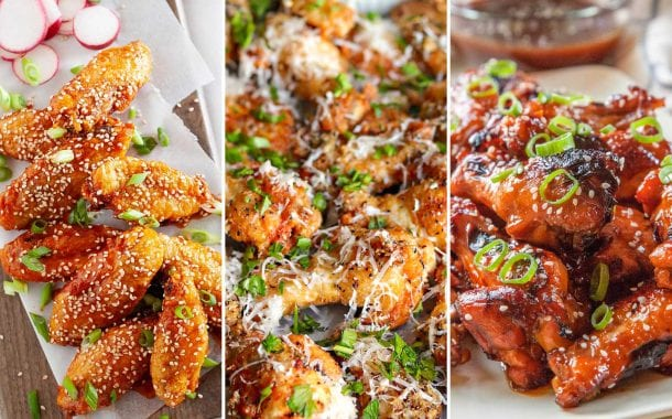 11 Wing Recipes to Make Your Super Bowl Soar