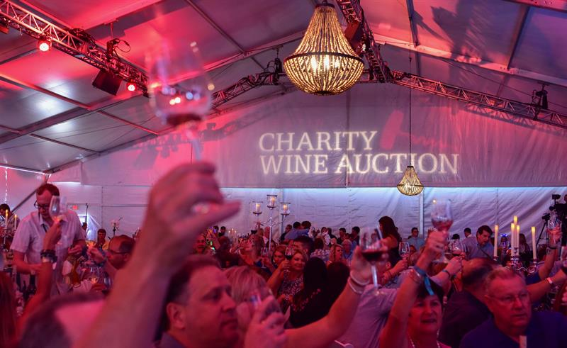 Destin Charity Wine Auction Foundation Brings Four of the Top Winemakers From Paso Robles to the Henderson on January 29