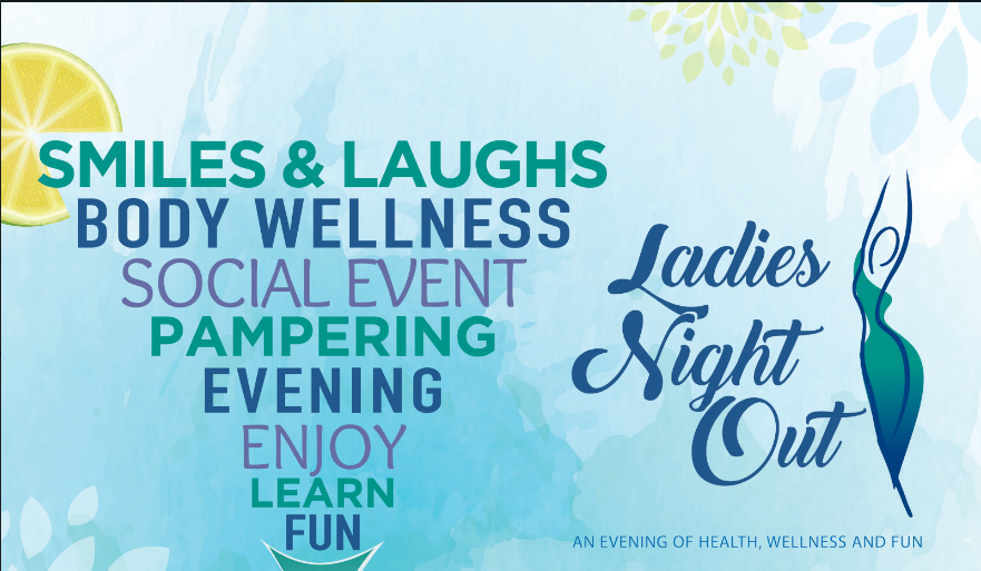 Ladies Night out Event Combines Health and Wellness With a Night of Fun and Laughter