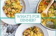 What's for Dinner? 5 Dinner Ideas that Make Great Leftovers