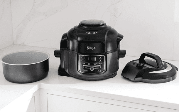 Add some versatility to your kitchen with the Ninja Foodi — it's $55 off