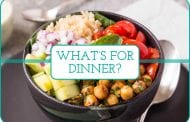 Weekly Meal Plan: 5 Worldly Dinner Ideas