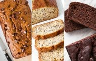 6 Recipes that Remind Us Why Banana Bread Is the Best!