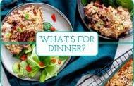 Weekly Meal Plan: 5 Dinner Ideas to Prep Ahead