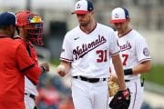 'No justification to accept a 2nd pay cut': Washington Nationals' Max Scherzer speaks out against MLB proposal