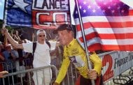 Lance Armstrong documentary on ESPN ends with moral contrast to his son, martyr-like speech