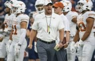 Texas Longhorns coach Tom Herman opens up on race relations as his football players speak up in team meeting