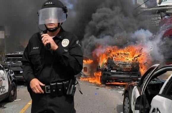 Insurrection Act: Will Trump Send in Troops to End the Riots?