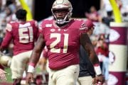 Florida State player calls out coach, says team won't work out 'until further notice'