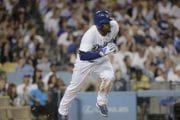 Ex-Dodgers star Carl Crawford arrested on assault charge