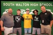 SoWal's Watson signs with Tallahassee