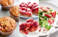 11 Recipes for Serious Strawberry Lovers