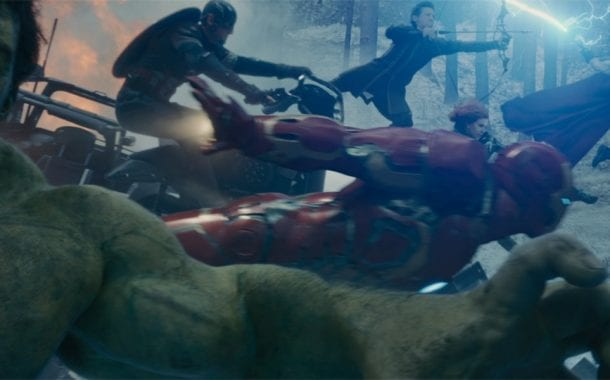 Top 10 Moments In The Avengers Movies So Far