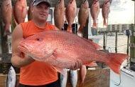 FISH FLASH: Rain or shine, fishing goes on
