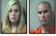 Pair Arrested in Connection with Suspected Drug House Search Warrant