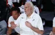 Popovich, Spurs buoyed by bubble play: 'Win-win'