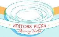 Editors' Picks: Mixing Bowls