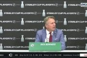 Rick Bowness on Stars Game 3 loss to Flames | Stars Live