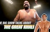 The Big Show talks about The Great Khali, greatest advice received & more | Exclusive Q&A: WWE Now India