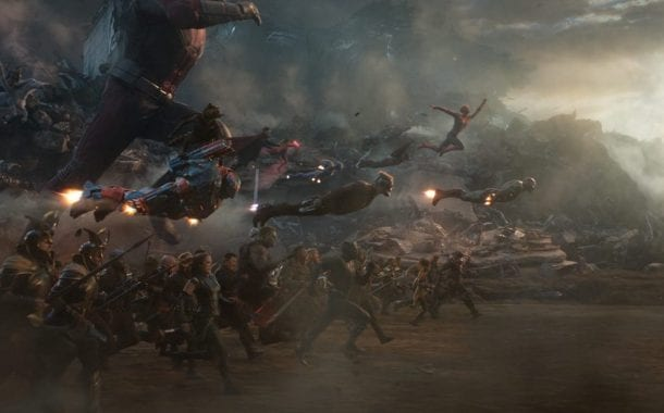 One Of Avengers: Endgame's Most Iconic Moments Was Improvised