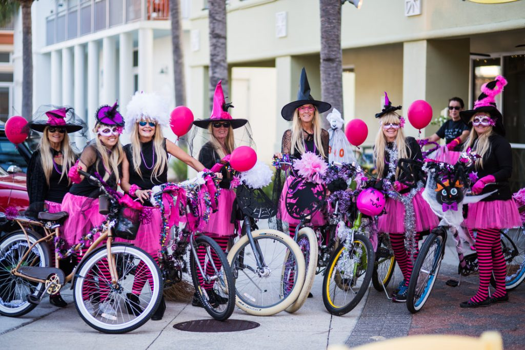 In an Uncertain 2020, the Witches Keep Riding