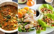 5 Easy Make Ahead Lunches for Family Home for the Holidays
