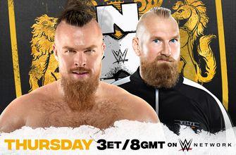 WWE NXT UK: Dec. 3, 2020