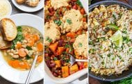 31 Vegetarian Recipes to Go Meatless All Month Long