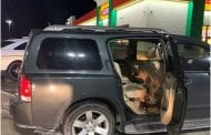 Stolen Car with Flat Tires and Stolen Lottery Tickets
