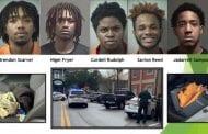Quick Acting Deputies Nab Five in Destin Home Burglary