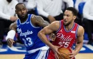 Future Finals foes? Far-fetched or not, Sixers give Lakers taste of what it would look like