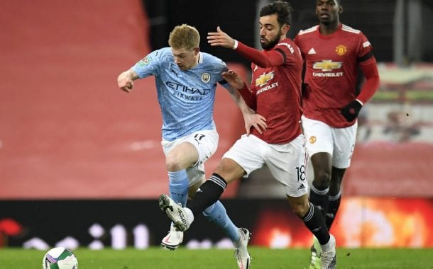 Who makes the Manchester derby combined XI?