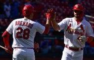 Paul Goldschmidt, Paul DeJong homer, Cardinals knock off Mets, 4-1 in doubleheader Game 1