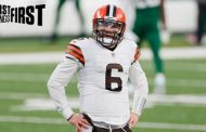 Brandon Marshall: Baker Mayfield isn't ready to lead the Browns to the Super Bowl I FIRST THINGS FIRST