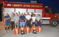 WALTON COUNTY FIRE RESCUE PARTNERS WITH LIBERTY VOLUNTEER FIRE DEPARTMENT TO PROVIDE QUALITY MEDICAL CARE