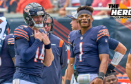 Nick Wright: Chicago Bears should 1000% start Justin Fields over Andy Dalton I THE HERD