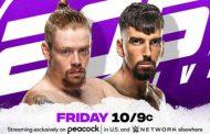 WWE 205 Live, Sept. 17, 2021