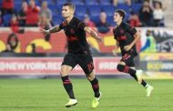 Patryk Klimala's last-minute penalty helps New York Red Bulls draw with New York City FC, 1-1