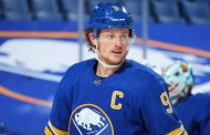 Sabres' Eichel fails physical, stripped of captaincy