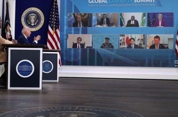 Sinking at Home, Biden Desperately Seeks Refuge in Globalism