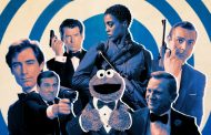 From Connery and Craig to Michael Scott and Cookie Monster: Who's the best 007?